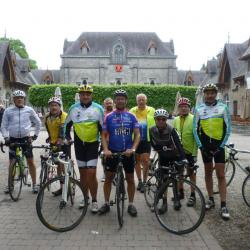 Cyclo Club Cuincy à Maredsous