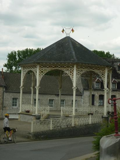 Le kiosque de Cerfontaine